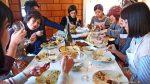 中東料理教室vol.4 – ファラフェル、フムス、スフガニヤを作る