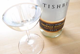 イスラエルの白ワイン ティシュビのエメラルド・リースリング