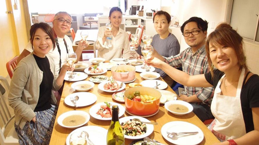 中東料理教室(トルコ編)