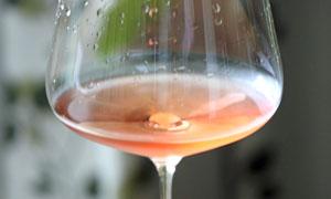 カーメルのデイリーワインのロゼ2